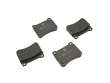 Picture of Mercedes Benz SLK350 Brake Pad Set - Front