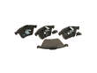 Picture of Audi A6 Brake Pad Set - 2-wheel Set