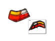 Picture of Mercedes Benz 300E Tail Light Lens - Driver Side