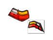 Picture of Mercedes Benz 300E Tail Light Lens - Passenger Side