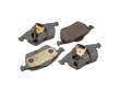 Picture of Audi A4 Quattro Brake Pad Set - Semi-metallic