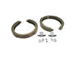 Picture of Chevrolet Silverado 1500 Parking Brake Shoe - 2-wheel Set