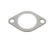 Picture of Saab 900 Exhaust Flange Gasket - 12-month Or 12,000-mile Warranty