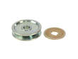 Picture of Mercedes Benz 560SEL Alternator Pulley - 12-month Or 12,000-mile Warranty