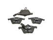 Picture of Audi A6 Quattro Brake Pad Set - Front