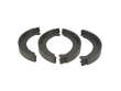 Picture of Volvo V70 Parking Brake Shoe - 2-wheel Set