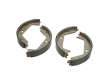 Picture of Volvo S80 Parking Brake Shoe - 2-wheel Set