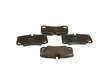 Picture of Porsche 911 Brake Pad Set - Rear